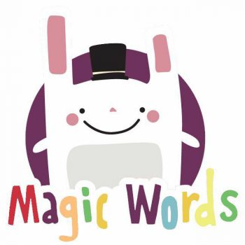 Logo Magic Words